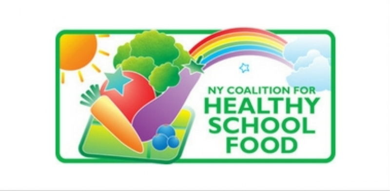 Healthy School Food at the NYC Vegfest!