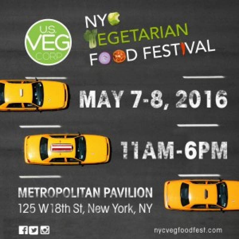 From The China Study to TV's Big Medicine: Celebrity Doctors to Speak at 6th NYC Veg Fest